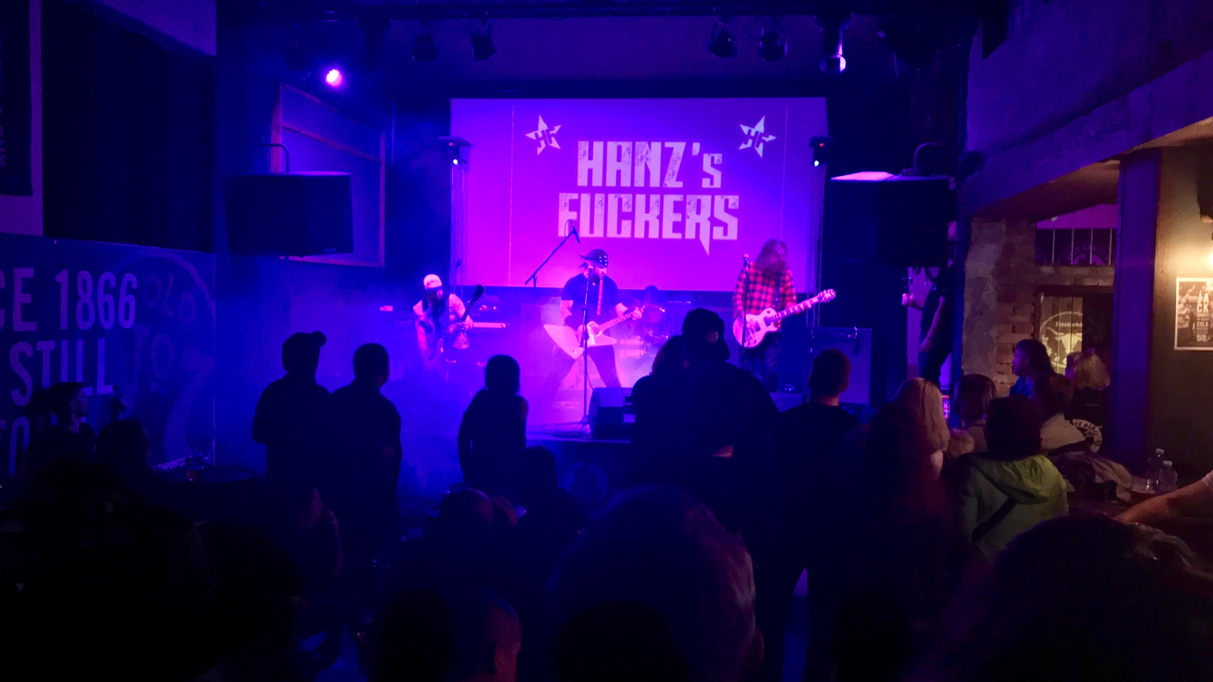 Hanz's Fuckers / G.O.C. / Route to the Other Side